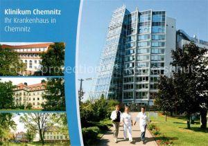 AK / Ansichtskarte Chemnitz Klinikum Chemnitz Chemnitz