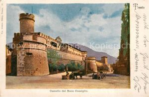 AK / Ansichtskarte Trento Castello del Buon Consiglio Trento