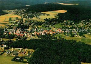 AK / Ansichtskarte Butzbach Fliegeraufnahme Butzbach