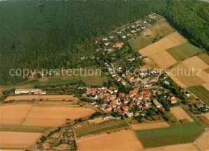 Butzbach Fliegeraufnahme Familienlandheim Bodenrod  Butzbach