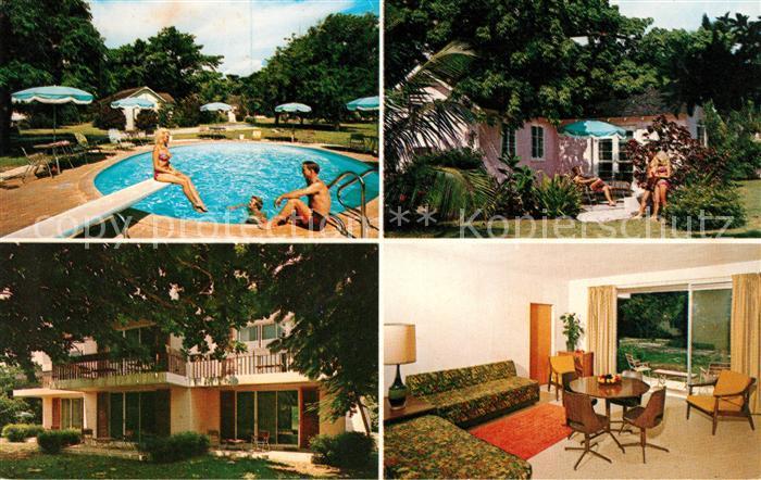 AK / Ansichtskarte Nassau_Bahamas Little Orchard Cottages  Nassau Bahamas