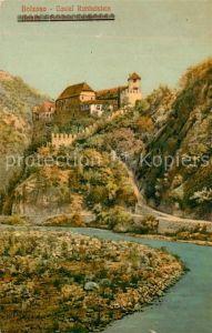AK / Ansichtskarte Bolzano Castel Runkelstein Bolzano
