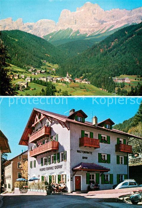 AK / Ansichtskarte Nova_Levante Hotel Zentral Nova_Levante