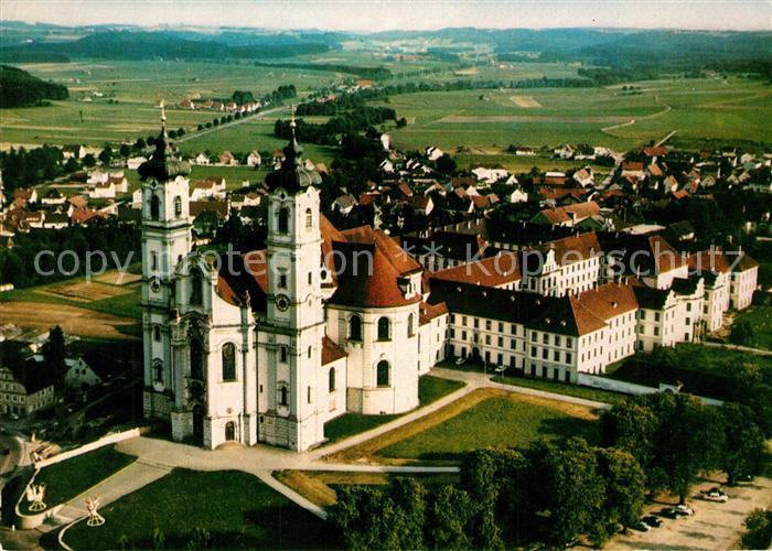 AK / Ansichtskarte Ottobeuren Basilika Ottobeuren Ottobeuren