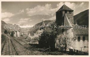 AK / Ansichtskarte Bolzano Castello di Mareccio Bolzano
