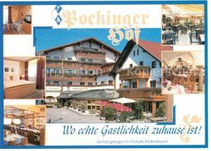 AK / Ansichtskarte Pocking Pockinger Hof  Pocking
