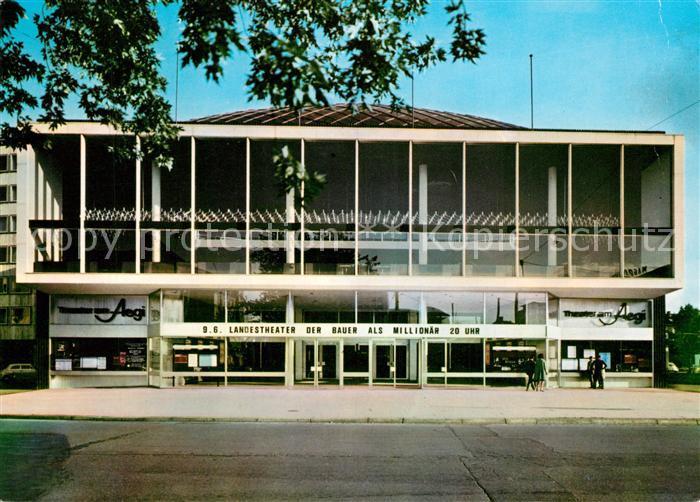 AK / Ansichtskarte Hannover Theater  Hannover