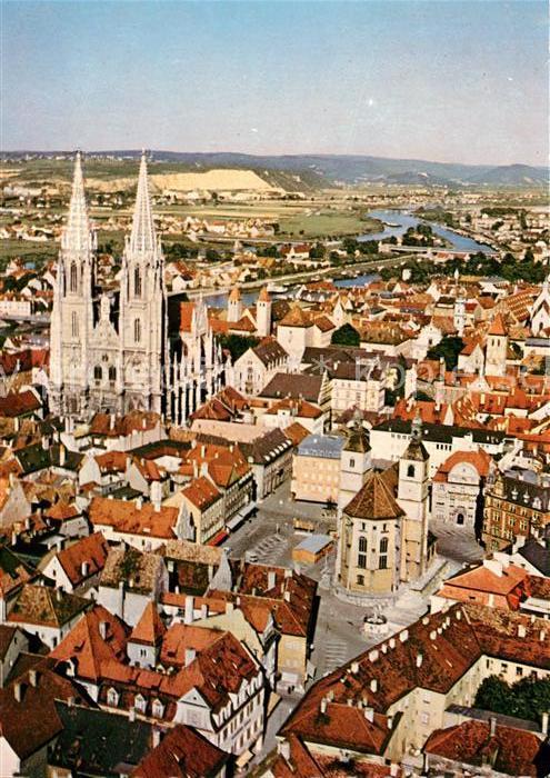 Regensburg Innenstadt