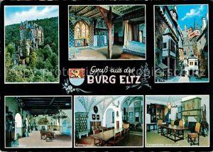 AK / Ansichtskarte Wierschem Burg Eltz Wierschem