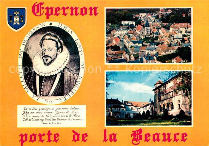 AK / Ansichtskarte Epernon  Epernon