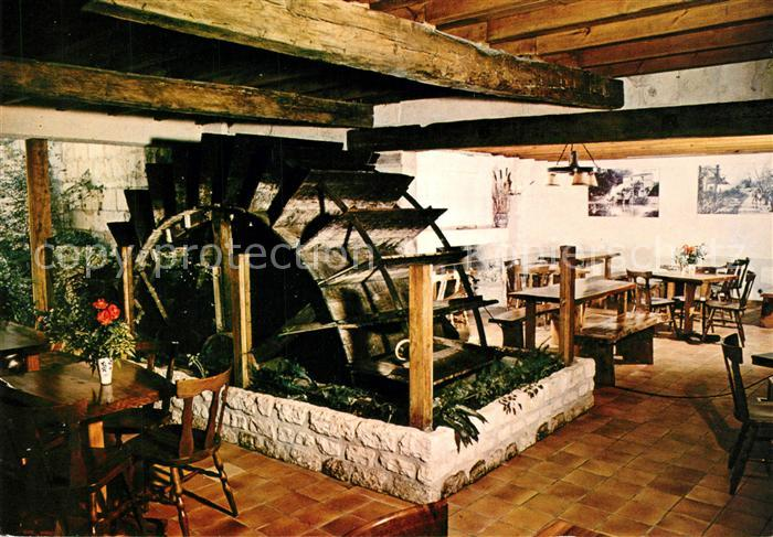 AK / Ansichtskarte Saint Fort sur Gironde Moulin du Sap Saint Fort sur Gironde