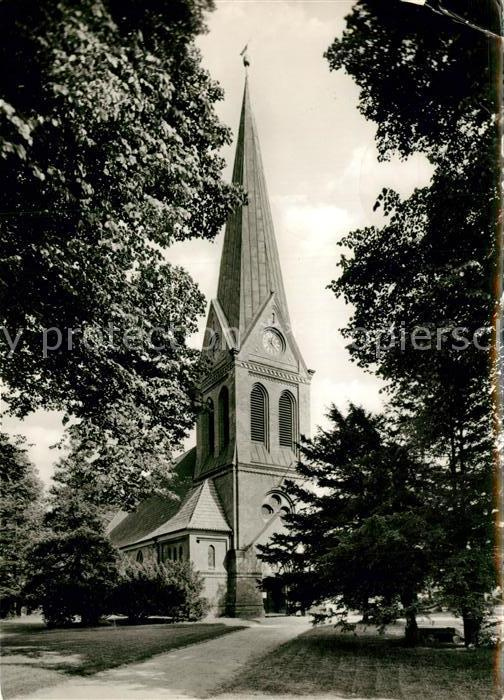 Kirche Trittau
