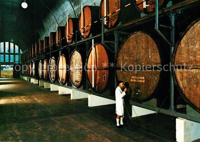 AK / Ansichtskarte Paarl Cathedral Cellar K.W.V.