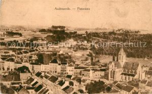 AK / Ansichtskarte Audenarde Panorama Audenarde