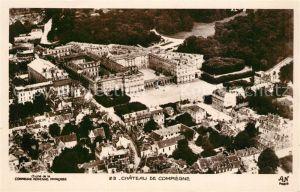 AK / Ansichtskarte Compiegne_Oise Chateau de Compiegne Compiegne Oise