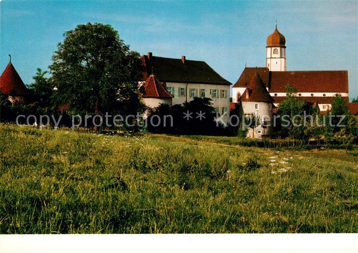 AK / Ansichtskarte Kirchhofen_Breisgau Wasserschloss des Lazarus von Schwendi Kirchhofen Breisgau