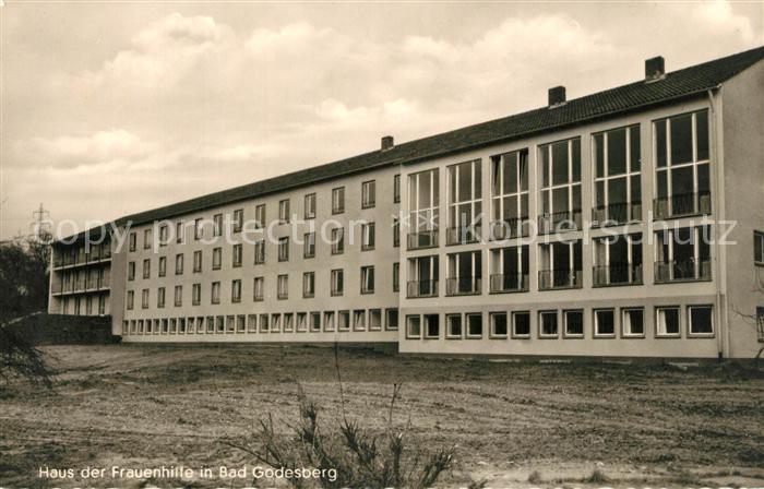 AK / Ansichtskarte Bad_Godesberg Haus der Frauenhilfe Bad_Godesberg