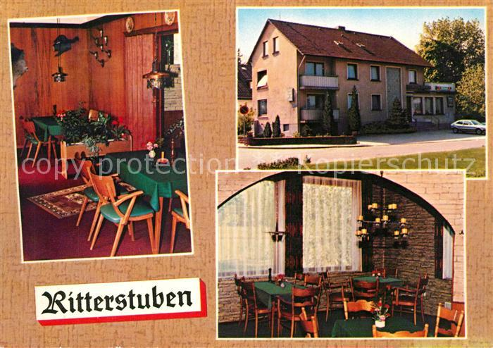 AK / Ansichtskarte Soltau Ritterstuben Soltau