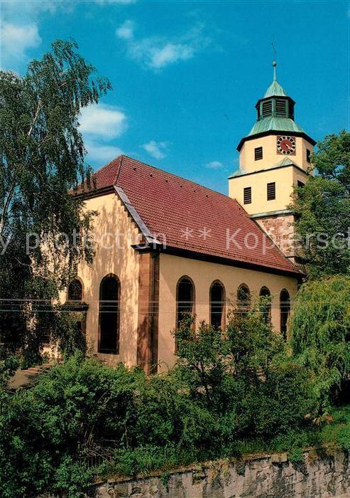 AK / Ansichtskarte Pluederhausen Sankt Margarethen Kirche Pluederhausen