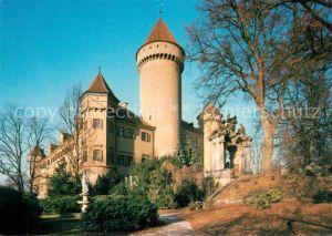 AK / Ansichtskarte Konopiste_Tschechien Zamek Schloss Konopiste_Tschechien