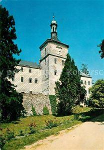 AK / Ansichtskarte Breznice Zamek Schloss Breznice