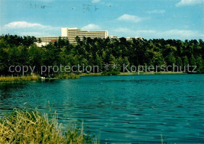 AK / Ansichtskarte Moelln_Lauenburg Collegium Augustinum Moelln_Lauenburg