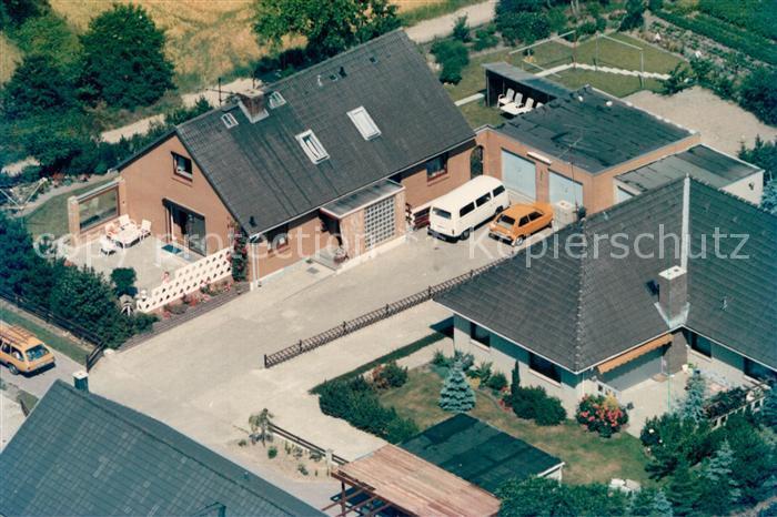 AK / Ansichtskarte Sahlenburg Fliegeraufnahme Wohnhaus  Sahlenburg