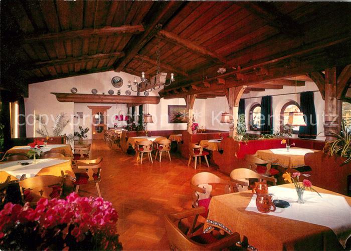 AK / Ansichtskarte Kruen Hotel Pension Alpenhof Kruen 0
