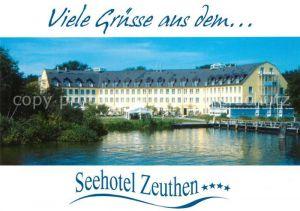 AK / Ansichtskarte Zeuthen Seehotel Zeuthen