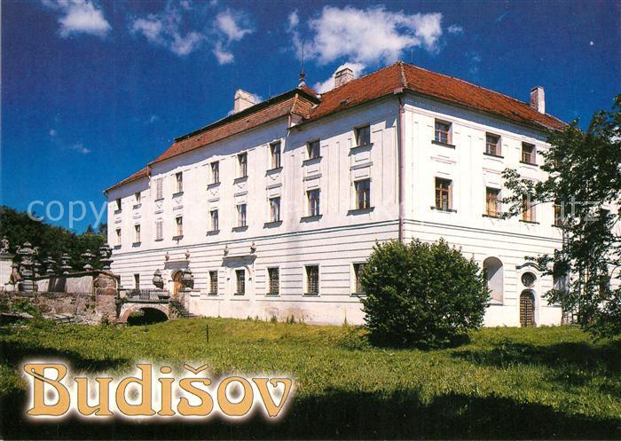 AK / Ansichtskarte Budisov_nad_Budisovkou_Bautsch Zamek Schloss Budisov_nad 0