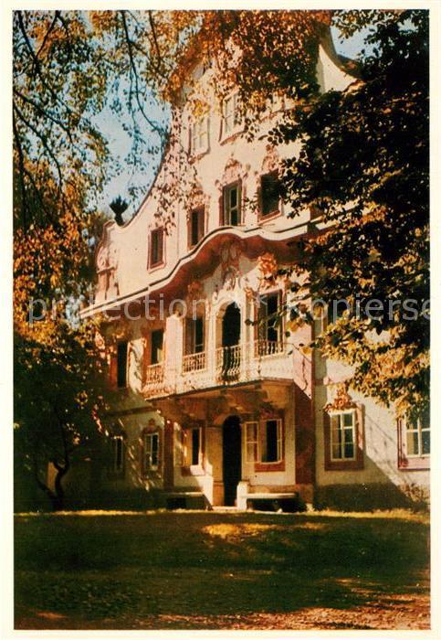 AK / Ansichtskarte Salzburg_Oesterreich Robinighof Barockschloss Salzburg_Oesterreich 0