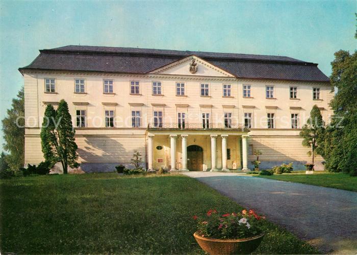 AK / Ansichtskarte Jindrichuv_Hradec Zamek Schloss Jindrichuv Hradec 0