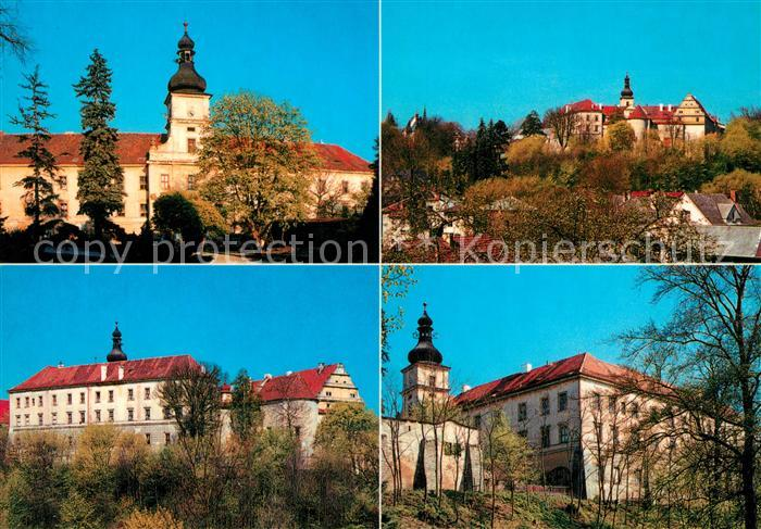 AK / Ansichtskarte Bela_pod_Bezdezem Zamek Schloss  0
