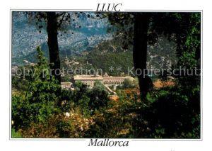 AK / Ansichtskarte Lluc Santuari Kloster Lluc