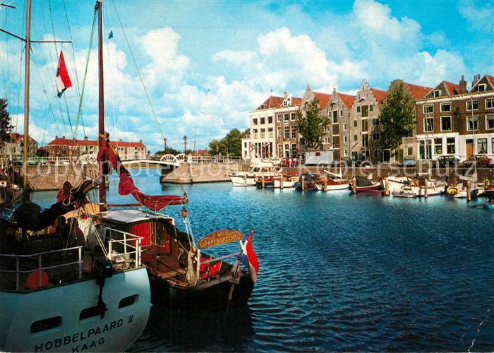 AK / Ansichtskarte Middelburg_Zeeland Jachthaven Hafen Middelburg_Zeeland 0