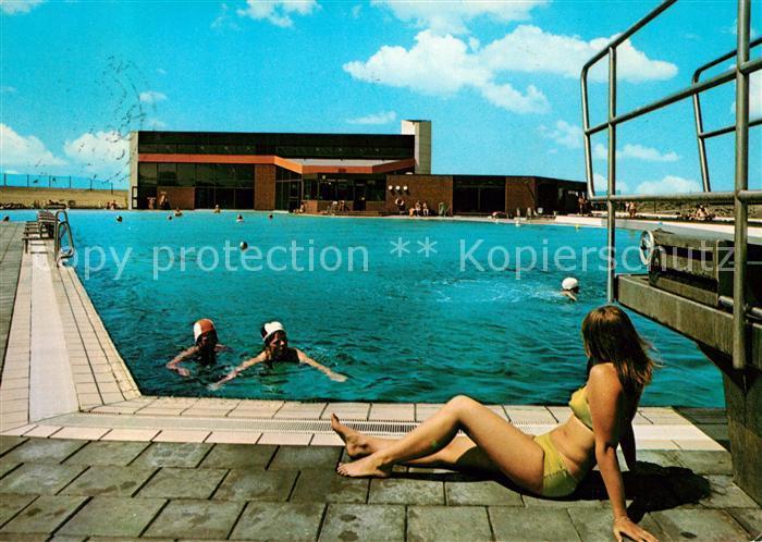AK / Ansichtskarte Dangast_Nordseebad Meerwasser Quellenbad Dangast_Nordseebad 0