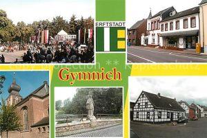 AK / Ansichtskarte Gymnich Erftstadt Gymnich