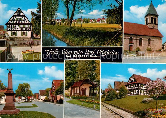 Ötigheim Deutschland