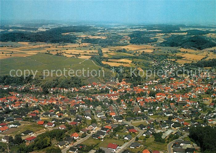 AK / Ansichtskarte Muehlhausen_Hegau Fliegeraufnahme Muehlhausen Hegau