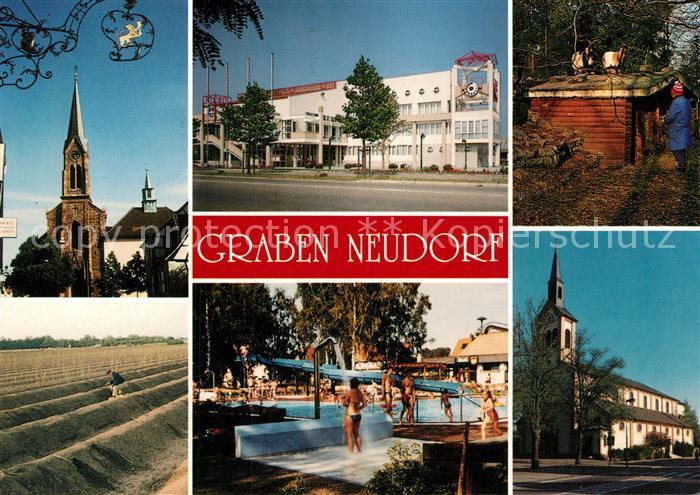 Rathaus Graben-Neudorf