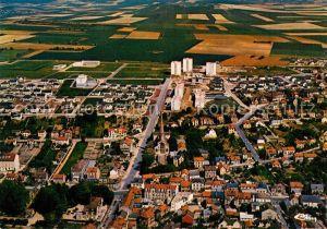 AK / Ansichtskarte Migennes Fliegeraufnahme Migennes