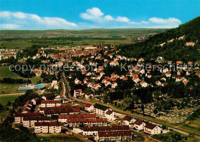 AK / Ansichtskarte Gelnhausen Fliegeraufnahme im Kinzigtal zwischen Vogelsberg und Spessart Gelnhausen