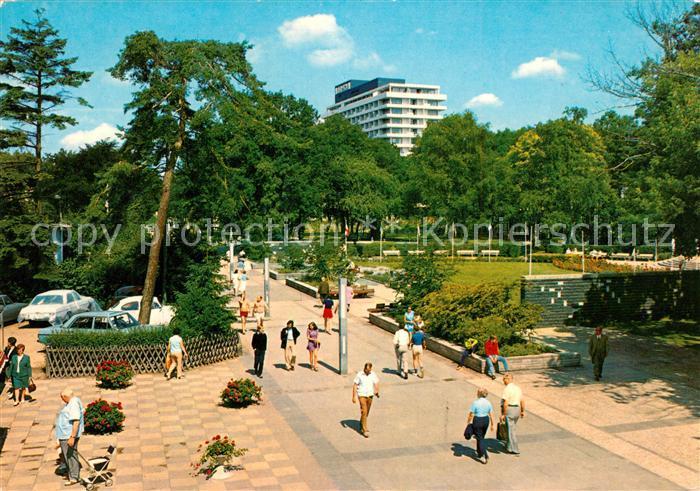 AK / Ansichtskarte Timmendorfer_Strand Kurzentrum Hotel und Kongresszentrum Maritim Timmendorfer_Strand