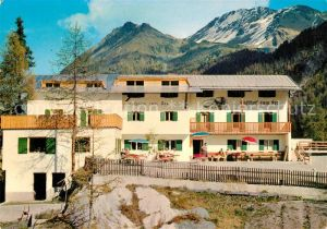AK / Ansichtskarte Hintermartell Gasthaus zum See Hintermartell