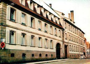 AK / Ansichtskarte Niederbronn les Bains Maison de repos  Niederbronn les Bains