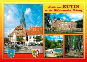 AK / Ansichtskarte Eutin  Eutin