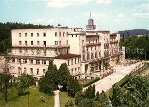 AK / Ansichtskarte Iwonicz_Zdroj Sanatorium Excelsior Iwonicz Zdroj