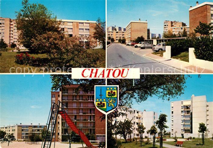 AK / Ansichtskarte Chatou Residence des Sabinettes Chatou