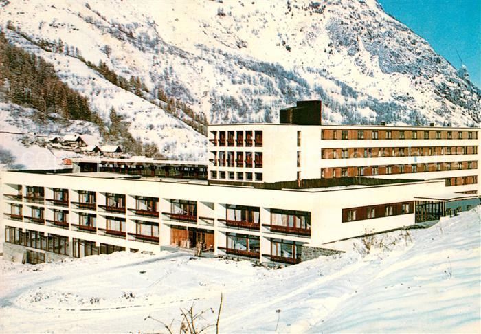 AK / Ansichtskarte Valloire_Savoie Soleil et Neige Valloire Savoie
