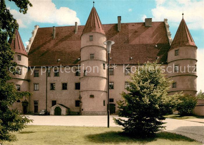AK / Ansichtskarte Vohenstrauss Friedrichsburg Vohenstrauss